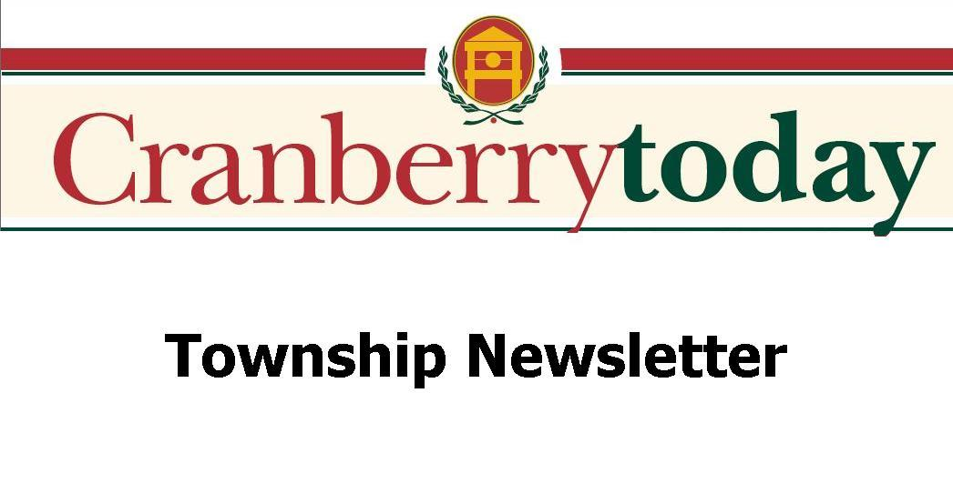 Cranberry Today Newsletter